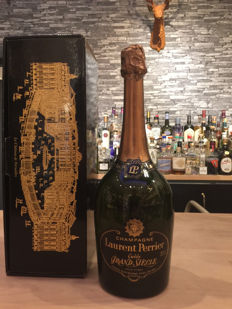 Laurent Perrier Cuvée Grand Siecle - Le Château de Versailles - 1 bottle