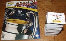 Panini - Champions League 2014/2015 - Original empty album + Complete set of 634 stickers.