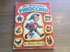 Marion Merrill - The Animated Pinocchio - 1945