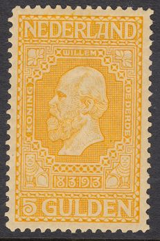 The Netherlands 1913 – Independence – NVPH 100