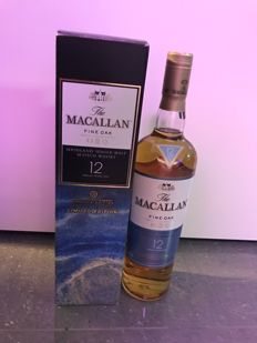 Macallan 12 years old - Fine Oak - Masters of Photography Ernie Button - Limited Edition