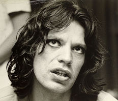 Michael Brennan/Scope Features/Archivio Farabola - Mick Jagger - 1970's