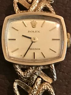 Rolex Vintage Ladies 9ct Gold 1970