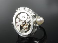 1970 clock movement ring