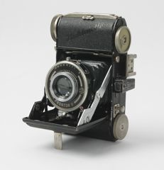 Bellows camera  KB system Balda Baldalette approx. 1938