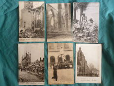 France 60 Postcards of the Great War