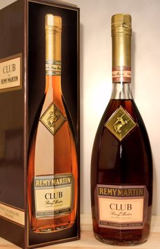 Rémy Martin - Club de Rémy Martin Cognac, incl. Box, 70cl, from 1980s