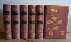 Chateaubriand - Mémoires d' Outre tombe - 6 volumes - 1967