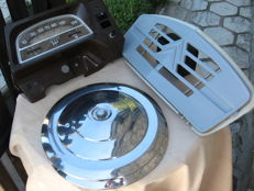 Lot of parts for Citroën 2 CV