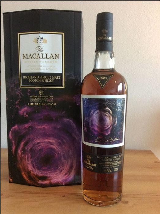 The Macallan Estate Reserve - Ernie Button Masters of Photography