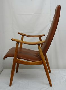 Manufacturer unknown - vintage lounge chair