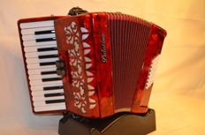 Accordion Palatino 48-bass Demo model