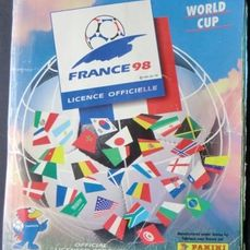 Panini - France 98 World Cup - Compleet album - Inclusief Iran stickers.