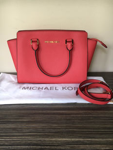 Michael Kors – Selma Medium – handbag/shoulder bag – *No Minimum Price*