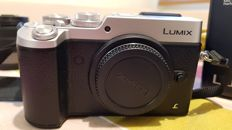 Panasonic DMC-GX8 With 14-42 Lenses