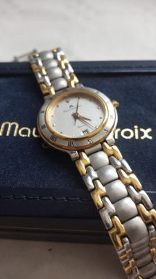 """Maurice Lacroix"" wristwatch for women – 2000s."