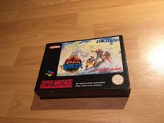 "Snes ""Pirates of Dark Waters"" Fully Complete, The Rare FAH Version"
