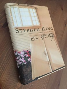 Gesigneerd; Stephen King - On Writing. A Memoir of the Craft - 2000