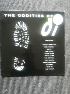 23 different and very rare Oi and Punk albums - Sex Pistols, Sham 69, U.K. Subs, stiff little fingers and many more