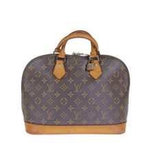 Louis Vuitton – Monogram Alma PM hand bag – *** No Minimum Price ***