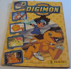 Panini - Digimon 2000 - Complete album