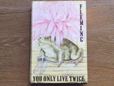 Ian Fleming - You Only Live Twice - 1964