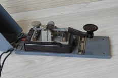 Morse key Radio Holland