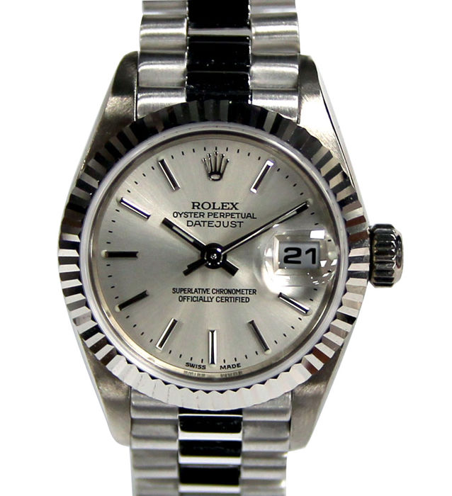 Rolex - Datejust - 79179 - Dames - 1998