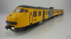 "Fleischmann H0 - 4472 - Electric 2-piece passenger train set ""Plan V"" 1st/2nd class Mat '64 of the NS"