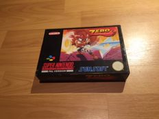 """Snes """"The Kamikaze Squirrel"""" Fully Complete in very good condition"""