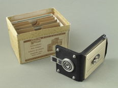 ROLLEI plate adapter set for 6 x 6 cameras