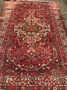 Beautiful colourful authentic XXL Persian Bakhtiar - Hand-knotted carpet 215 x 317