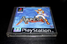 Ps one game Alundra