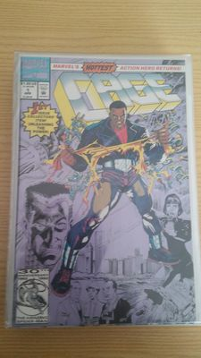 Marvel Comics - Cage Vol. 1 - Issues nos. 1-20 - Complete Set - 20x SC - (1992/1993)