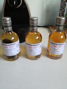 3 bottles - MP 7 Bruichladdich