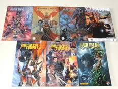 Top Cow - Collection Of Trade Paperbacks - Witchblade / Broken Trinity / Artifacts - 7x SC - 1st Edition - (2008/2014)