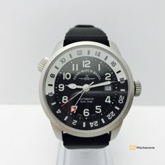 Zeno-Watch Basel - Fellow GMT Dualtime Automático - 6304 - Heren - 2011-heden