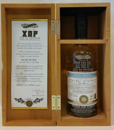 Douglas Laing's XOP limited release - Bowmore 25 years old - vintage 1989 / bottled in 2014