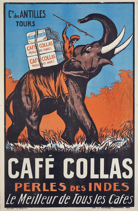 Anonymous - Café Collas - 1927