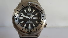 Seiko Prospex Automatic Diver's - Wristwatch - Mint condition - Never worn - 2017.