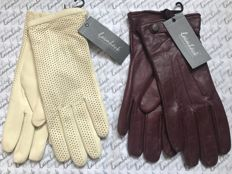 Laimböck – Lot of 2 pairs of women's gloves size 8 (NL/GER)