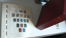 The Netherlands 1941/1999 - Collection on sheets and in importa album