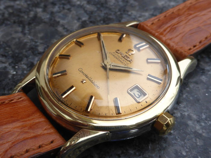 Omega Constellation - Men's watch - 1958