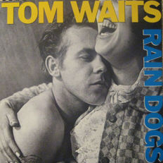 Four albums of Tom Waits || Still sealed  || 4 LP's