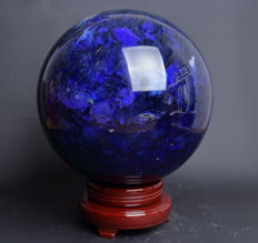 Large Dark Blueberry Quartz - 20.47cm - 9.92kg