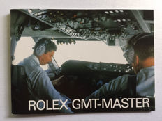 ROLEX GMT-MASTER BOOKLET