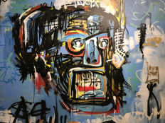 Dillon Boy - Dillon Boy vs. Basquiat - Graffiti Pop Art