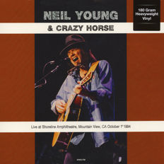 Four albums of Neil Young || 180 gram vinyl || Still sealed
