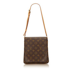 Louis Vuitton - Monogram Musette Salsa Short Strap