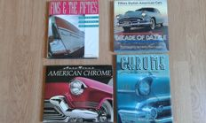4 American automobile books